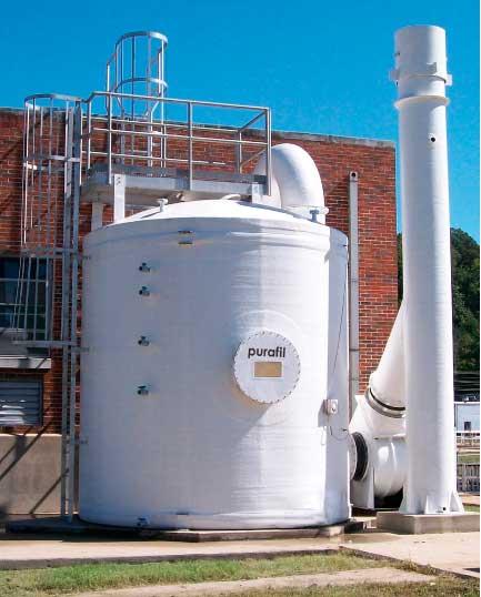 PURAFIL - Equipo EGS para fugas de gases contaminantes