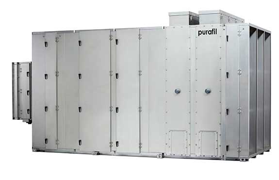 PURAFIL - Equipo Presurizador DEEP SCRUBBER